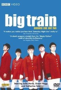 Big Train  - Poster / Capa / Cartaz - Oficial 1