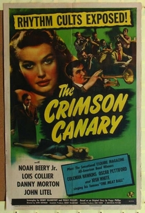 The Crimson Canary  - Poster / Capa / Cartaz - Oficial 1