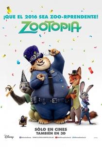 Zootopia: Essa Cidade é o Bicho - Poster / Capa / Cartaz - Oficial 22