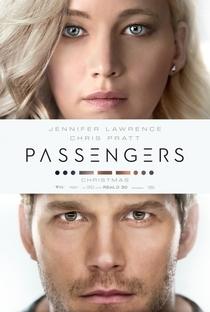 Passageiros - Poster / Capa / Cartaz - Oficial 1