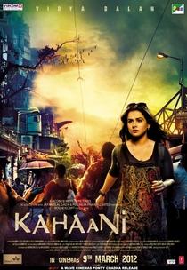 Kahaani - Poster / Capa / Cartaz - Oficial 1