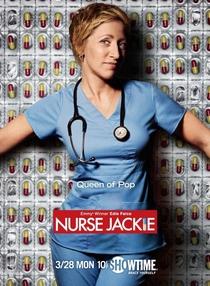 Nurse Jackie (3ª Temporada) - Poster / Capa / Cartaz - Oficial 1