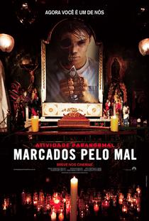 Atividade Paranormal: Marcados pelo Mal  - Poster / Capa / Cartaz - Oficial 4