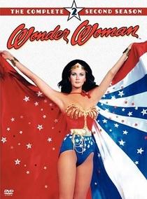 Mulher Maravilha (2ª Temporada) - Poster / Capa / Cartaz - Oficial 1