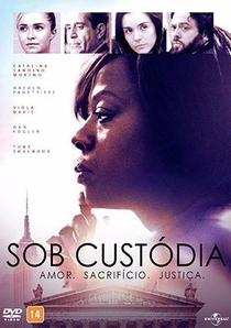 Sob Custódia - Poster / Capa / Cartaz - Oficial 1