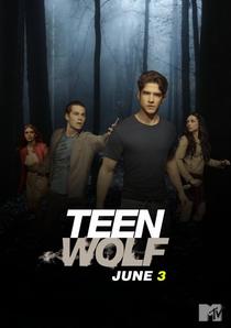 Teen Wolf (3ª Temporada) - Poster / Capa / Cartaz - Oficial 3