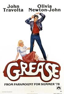 Grease - Nos Tempos da Brilhantina - Poster / Capa / Cartaz - Oficial 1