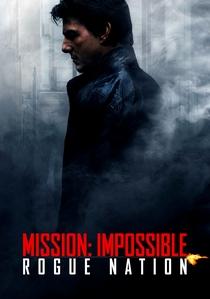 Missão: Impossível - Nação Secreta - Poster / Capa / Cartaz - Oficial 14