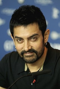 Aamir Khan (I) - Poster / Capa / Cartaz - Oficial 1