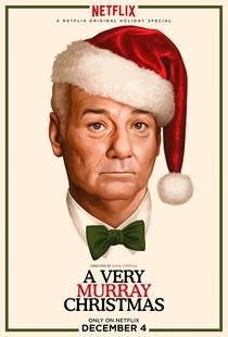 A Very Murray Christmas - Poster / Capa / Cartaz - Oficial 1