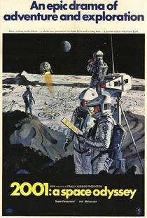 2001: Uma Odisseia no Espaço - Poster / Capa / Cartaz - Oficial 4