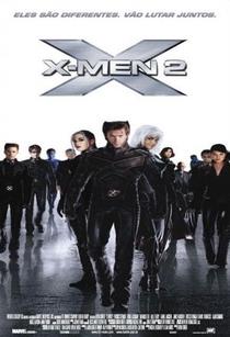 X-Men 2 - Poster / Capa / Cartaz - Oficial 4