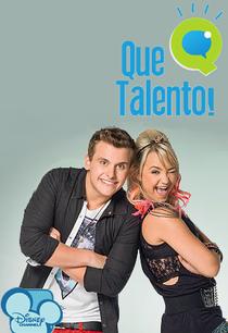 Que Talento! (2ª Temporada) - Poster / Capa / Cartaz - Oficial 1