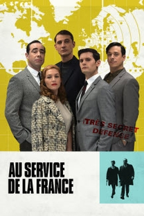 A Very Secret Service - Poster / Capa / Cartaz - Oficial 1
