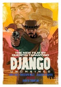 Django Livre - Poster / Capa / Cartaz - Oficial 19