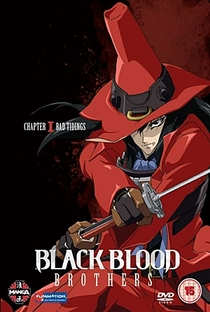 Black Blood Brothers - Poster / Capa / Cartaz - Oficial 4