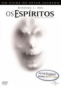 Os Espíritos - Poster / Capa / Cartaz - Oficial 3