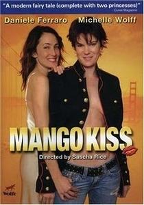Mango Kiss - Poster / Capa / Cartaz - Oficial 1