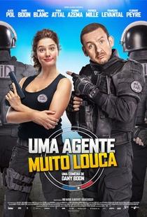 Uma Agente Muito Louca - Poster / Capa / Cartaz - Oficial 2
