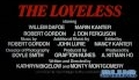 The Loveless - Movie Trailer - Blue Underground