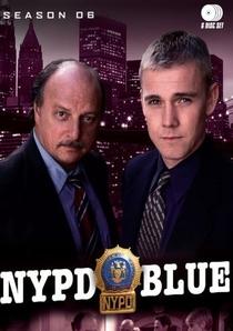Nova York Contra o Crime (6ª Temporada) - Poster / Capa / Cartaz - Oficial 1