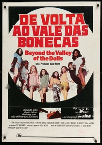 De Volta ao Vale das Bonecas - Poster / Capa / Cartaz - Oficial 5