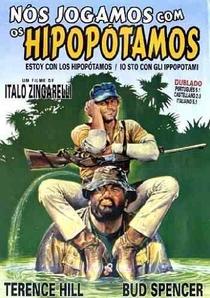 Nós Jogamos Com os Hipopótamos - Poster / Capa / Cartaz - Oficial 6