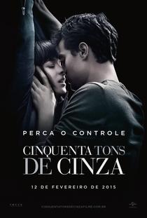 Cinquenta Tons de Cinza - Poster / Capa / Cartaz - Oficial 1