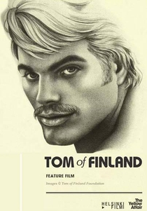 Tom of Finland - Poster / Capa / Cartaz - Oficial 1