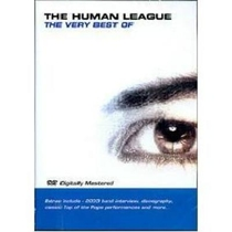 The Human League ‎– The Very Best Of - Poster / Capa / Cartaz - Oficial 1