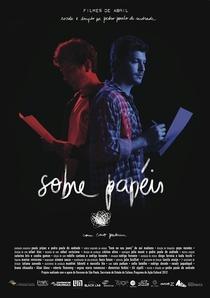 Sobre Papéis  - Poster / Capa / Cartaz - Oficial 1