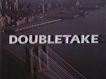 Doubletake - O Crime Perfeito - Poster / Capa / Cartaz - Oficial 1