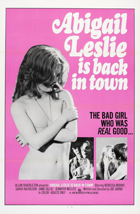 Abigail Lesley Is Back in Town - Poster / Capa / Cartaz - Oficial 2