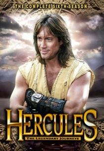 Hércules: A Lendária Jornada (6ª Temporada) - Poster / Capa / Cartaz - Oficial 1