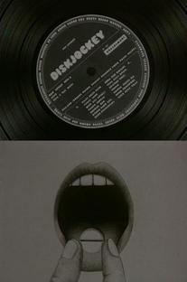 Disc Jockey - Poster / Capa / Cartaz - Oficial 1