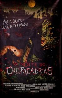A Noite do Chupacabras - Poster / Capa / Cartaz - Oficial 1