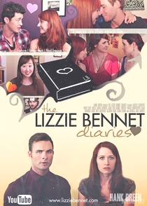The Lizzie Bennet Diaries - Poster / Capa / Cartaz - Oficial 1
