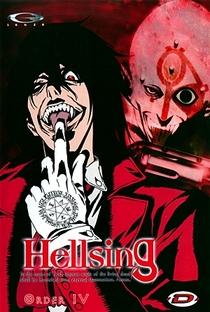 Hellsing - Poster / Capa / Cartaz - Oficial 5