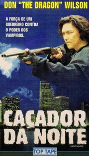 Caçador da Noite - Poster / Capa / Cartaz - Oficial 1