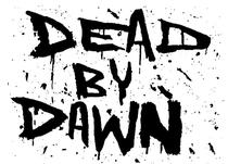 Dead by Dawn - Poster / Capa / Cartaz - Oficial 1