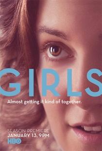 Girls (2ª Temporada) - Poster / Capa / Cartaz - Oficial 1