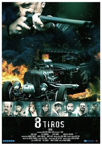 8 Tiros - Poster / Capa / Cartaz - Oficial 1