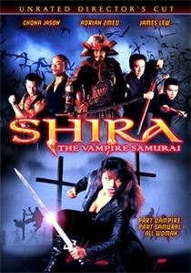 Shira: The Vampire Samurai - Poster / Capa / Cartaz - Oficial 1