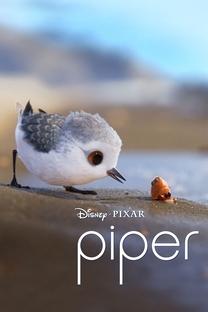 Piper: Descobrindo o Mundo - Poster / Capa / Cartaz - Oficial 4