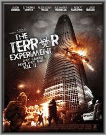 The Terror Experiment - Poster / Capa / Cartaz - Oficial 1