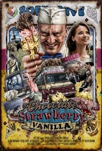 Chocolate Strawberry Vanilla - Poster / Capa / Cartaz - Oficial 1