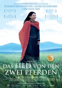 Os Dois Cavalos de Genghis Khan - Poster / Capa / Cartaz - Oficial 1