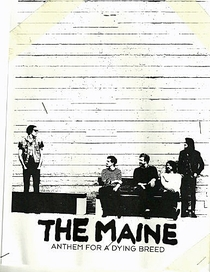 The Maine - Anthem For A Dying Breed - Poster / Capa / Cartaz - Oficial 1
