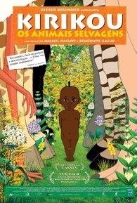 Kirikou 2 - Os Animais Selvagens - Poster / Capa / Cartaz - Oficial 1