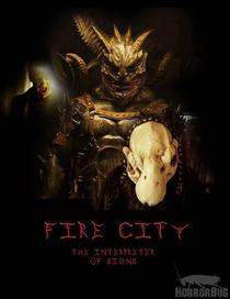 Cidade de Fogo: Os Sinais - Poster / Capa / Cartaz - Oficial 3